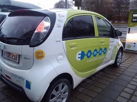 eCar Sharing emma